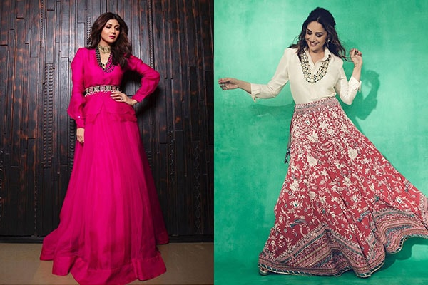 Ethnic Wear For Women Ethnic Skirt 1616516546716