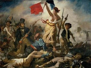 Facebook Sorry for Blocking Delacroix Masterpiece Over Nudity