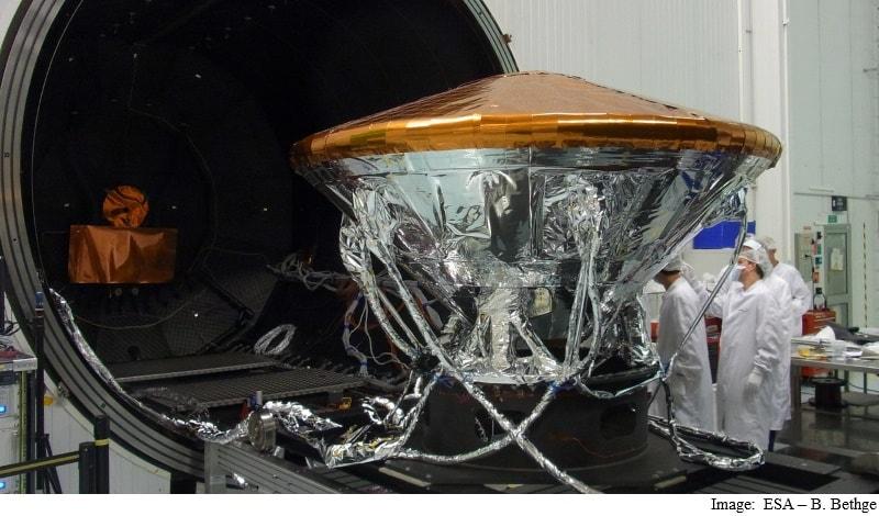 Europe's ExoMars Schiaparelli Lander on Course to Descend on Mars