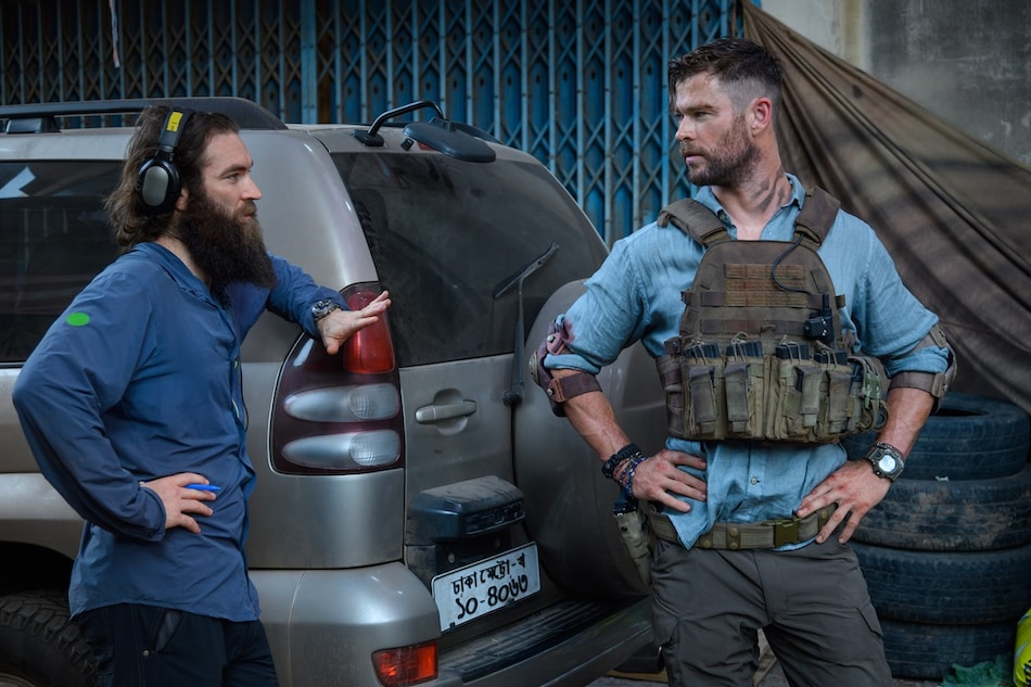 Extraction Ending: Its Ambiguity Is a Compromise, Says Director Sam Hargrave