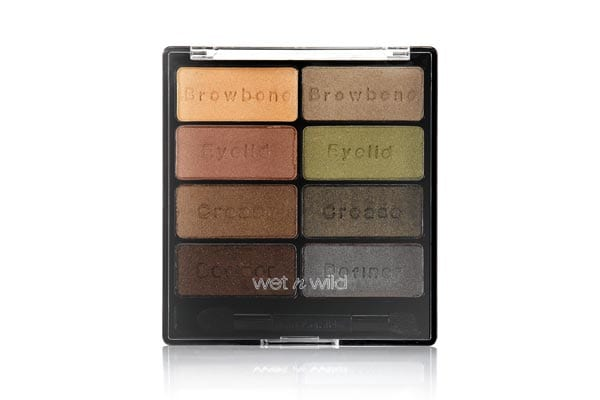 Wet 'n Wild Color Icon Eyeshadow Collection