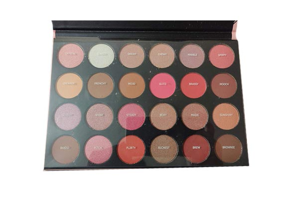Morphe Eyeshadow Palette Grand Glam