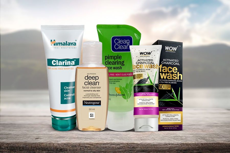 Best Face Wash for Pimples in India