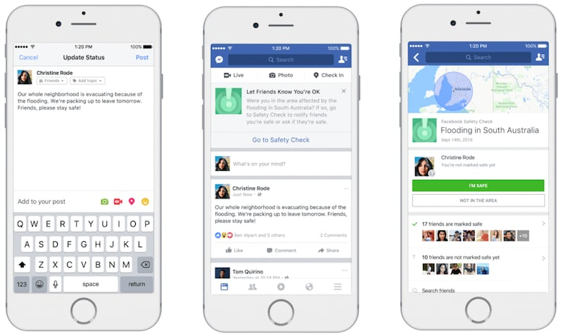 Facebook Community Help Tool Unveiled Alongside Revamped Safety Check
