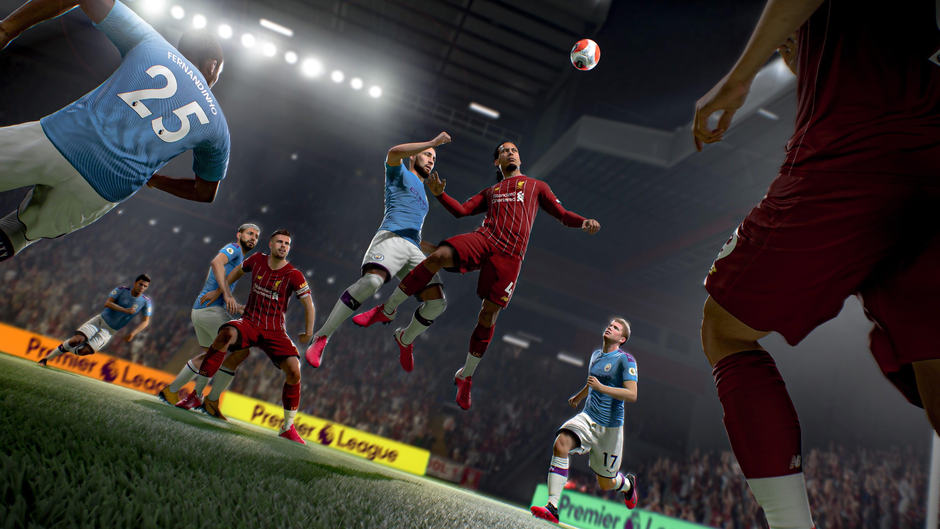 FIFA 21 City Liverpool FIFA 21