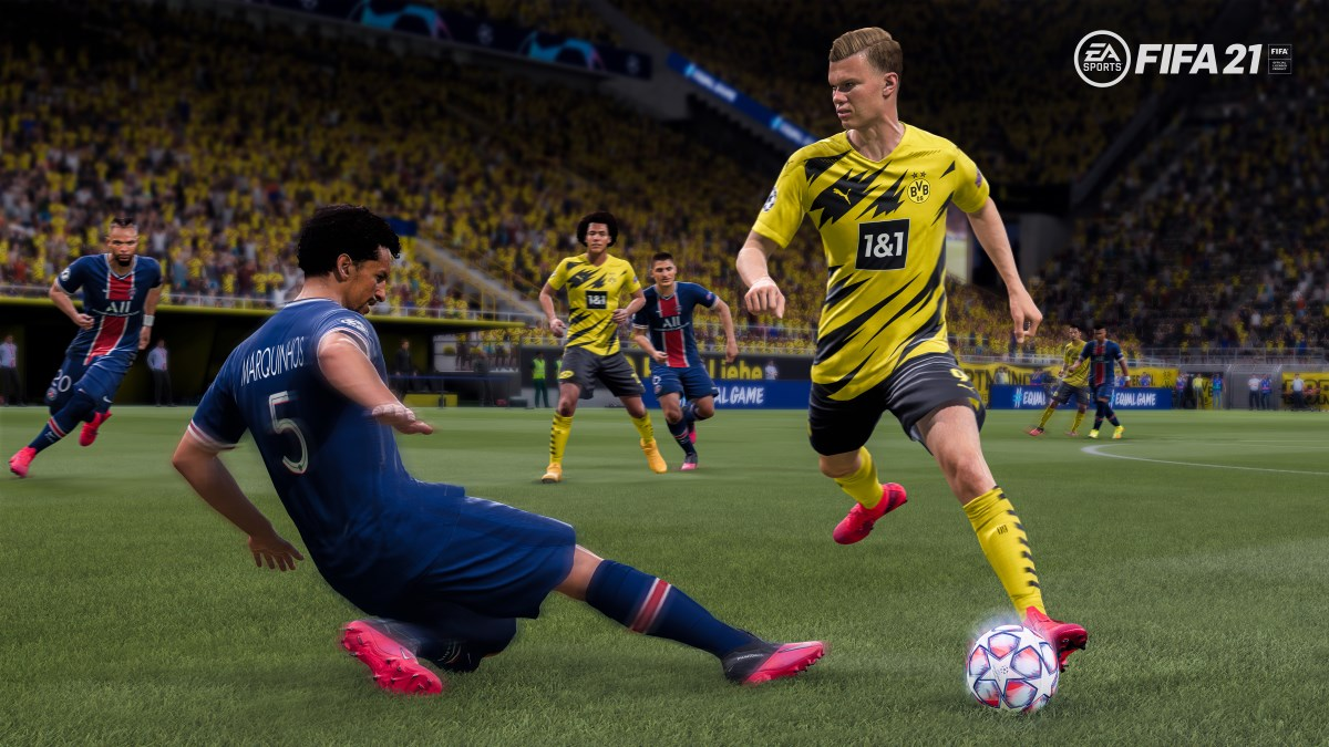 FIFA 21 Gameplay Trailer Reveals 'Rewind', Details Several Other ...