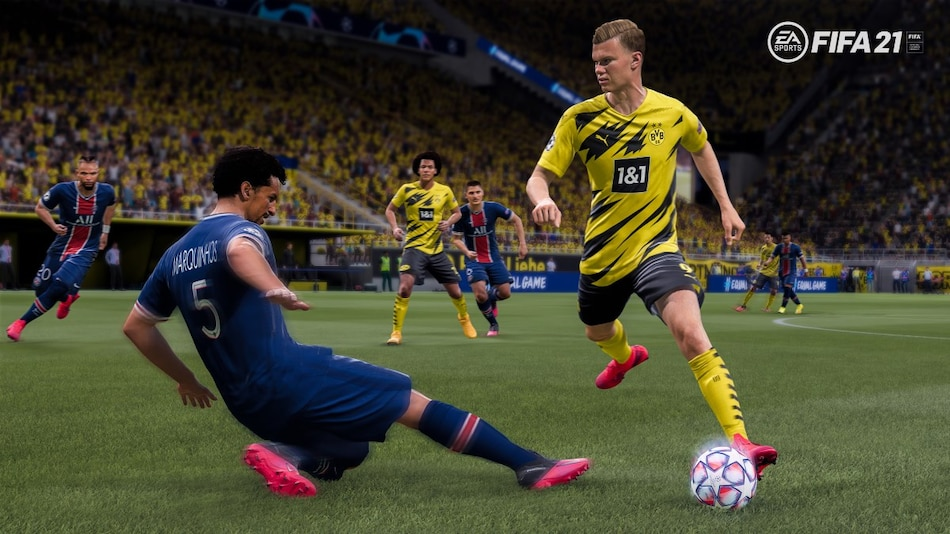 FIFA 21 Gameplay Trailer Reveals 'Rewind', Details Several Other Features