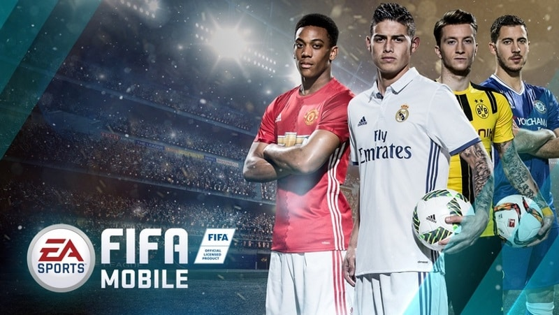Download Fifa mobile 2019
