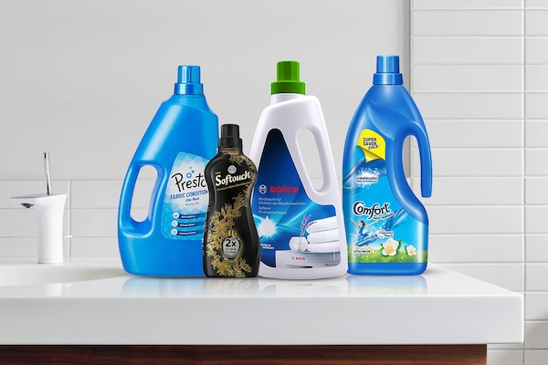 Shop For Fabric Softeners: Make Clothes Stay Fresher For Longer