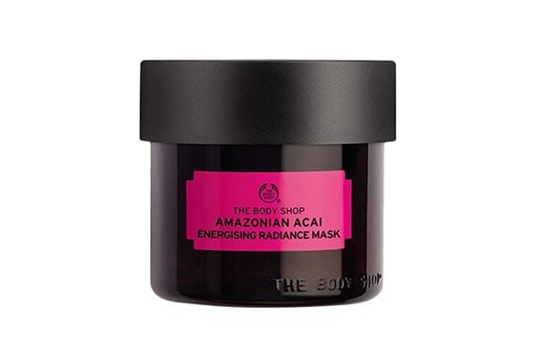 The Body Shop Amazonian Acai Energising Radiance Mask