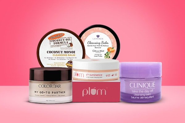 Face Cleansing Balms For Hydrated Deep Cleansing