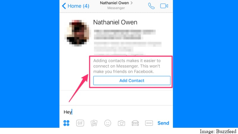 How to find friends on facebook using email address