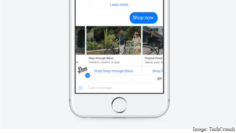 Facebook Messenger Bots Now Let Businesses Sell Products on Chat, Powered by Shopify