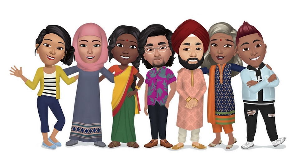 Facebook Avatar Feature Launched in India With Option to Add Bindis, Kurtas, Sarees, Turbans, More