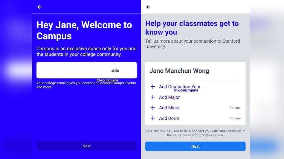 Facebook Spotted Working on 'Campus' Feature for Students