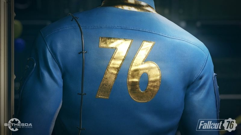 Fallout 76: Everything Announced at QuakeCon 2018
