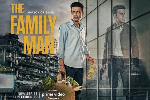Family Man: Amazon Original Indian Web Series