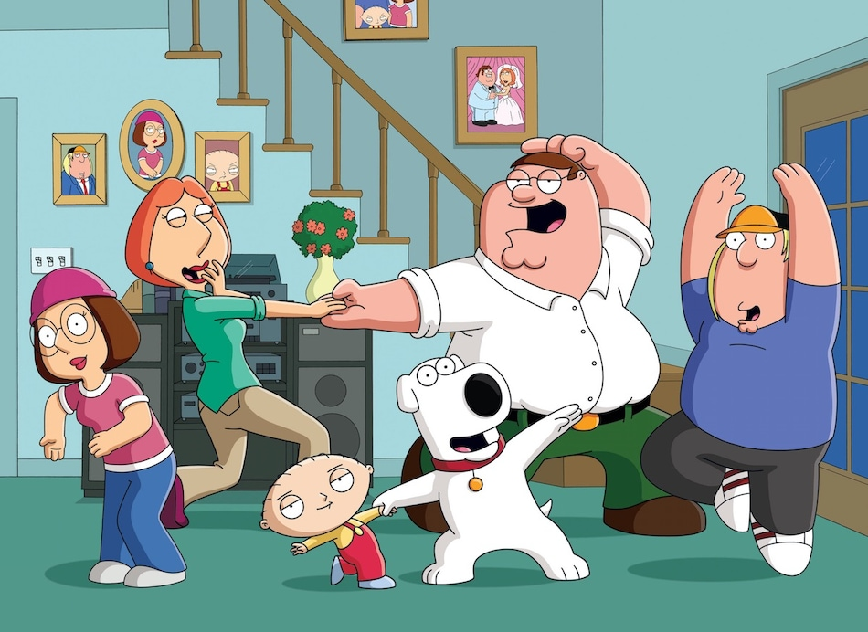 Family Guy Is Now on Disney+ Hotstar — All 18 Seasons, and One Special Episode