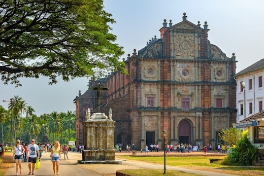 Famous 10 Best Church In Goa: Perfect Way To Find Inner Peace