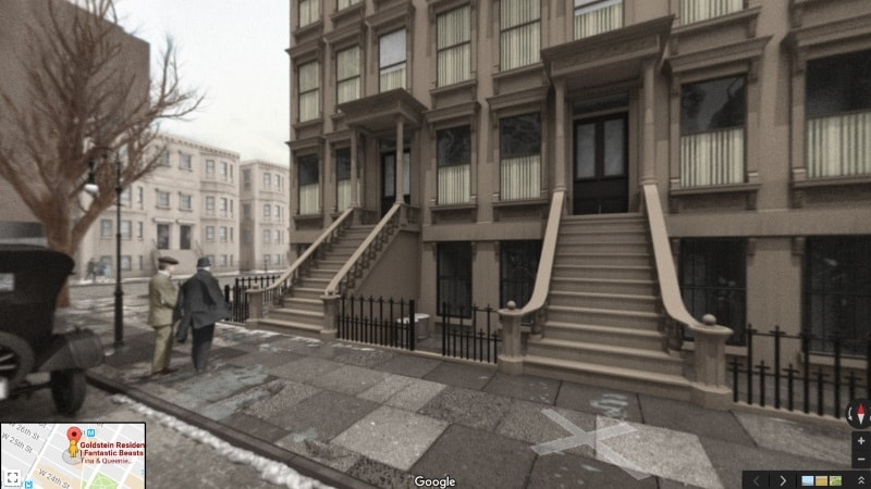 Google Brings Fantastic Beasts and Where to Find Them Features to Street View, Voice Commands, and More; Daydream Magic to Follow Soon
