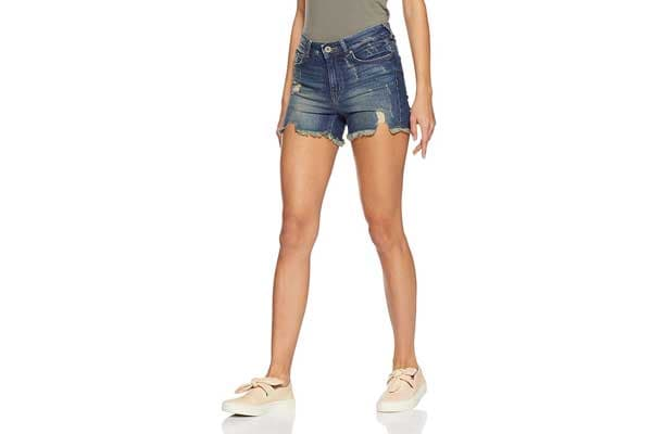 Fashion trend 2019 ONLY Womens Cotton Shorts 1556879717876