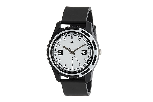Fastrack Casual Analog White Dial Watch 1610465969125