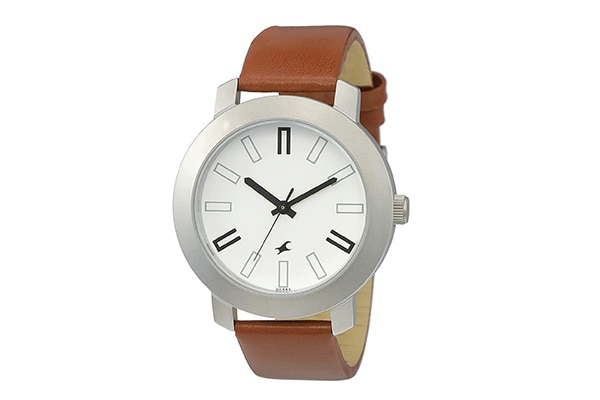 Fastrack Casual Analog White Dial Watch for Men 1610466079420