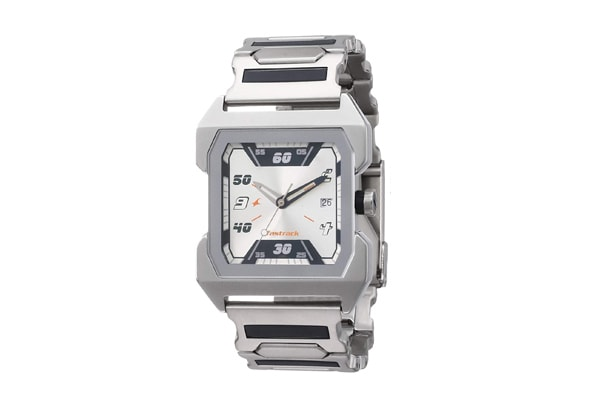 Fastrack Party Analog Silver Dial Men Watch 1610466259821