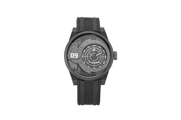 Fastrack Trendies Analog Black Dial Men Watch 1610466188813