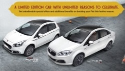 Fiat Punto Evo Karbon And Linea Royale Edition Annouced For Festive Season