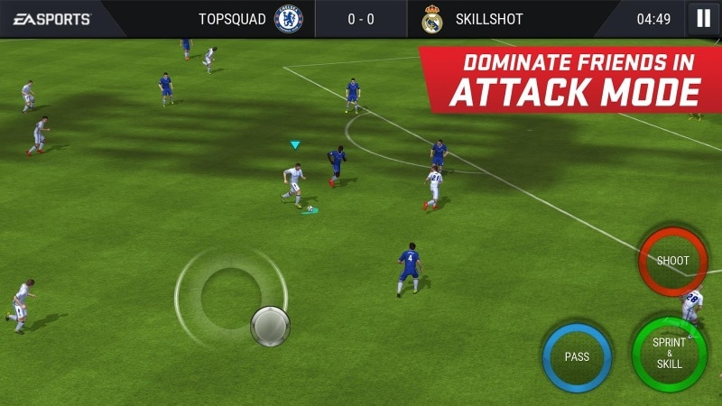 FIFA Mobile Soccer Listed on Google Play for Pre