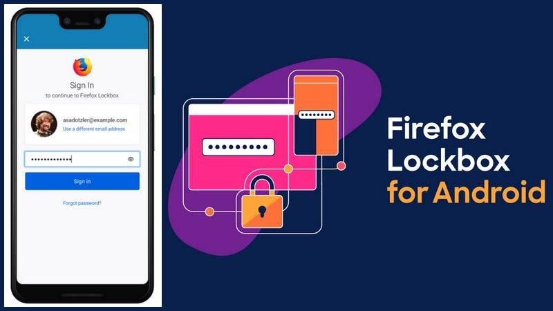 Firefox Lockbox Password Manager App With 256-Bit Encryption Arrives on Android