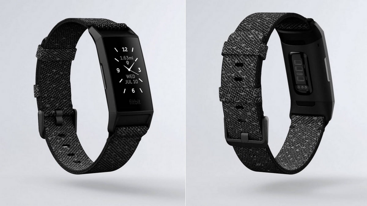 Fitbit Charge 4 With Built-in GPS, 24/7 Heart Rate Monitor Launched in India