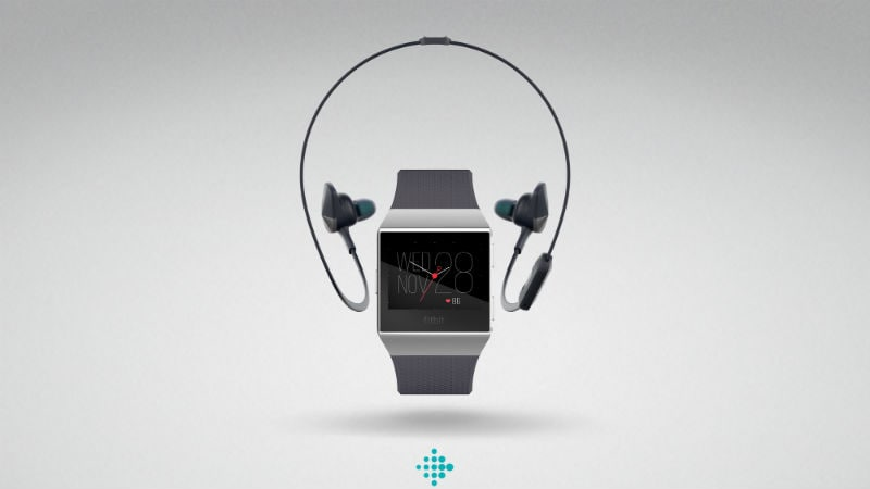 Fitbit 'Ionic' Smartwatch, 'Flyer' Wireless Headphones, 'Aria 2' Smart Scale Launched in India