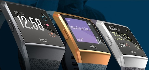 Fitbit Launches the Ionic Smartwatch Series