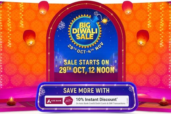 Flipkart Big Diwali Sale 2020 Offers, Deals Up to 80% Off + 10% Instant Discount