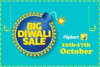 Flipkart Big Diwali Sale from 12th-16th October, Amazing Offers on TV, Appliances and Smartphones