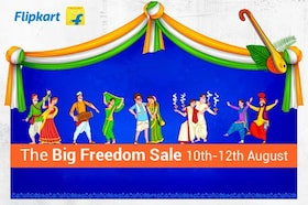 Flipkart Big Freedom Sale 2018: Avail Up to 80% OFF On Mobiles, Laptops, Headphones & Beauty Products