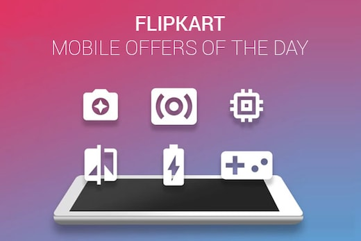 Flipkart Mobile Offers Of The Day : The Best Brands At The Best Prices - iPhone, Samsung, Moto, Micromax And Others