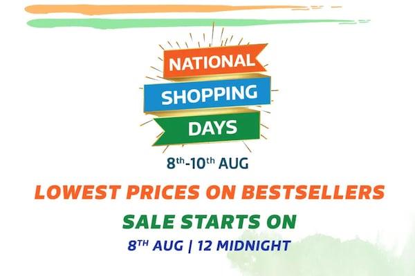 Flipkart National Shopping Days Sale, Offers on Redmi Note 7 Pro, Realme 3 Pro, Mi A2 & More