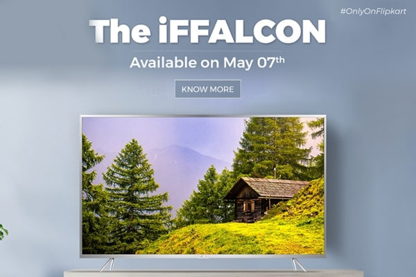 TCL iFFALCON Smart TVs Launched in India: Shop for K2A and F2 Models Online Exclusively on Flipkart