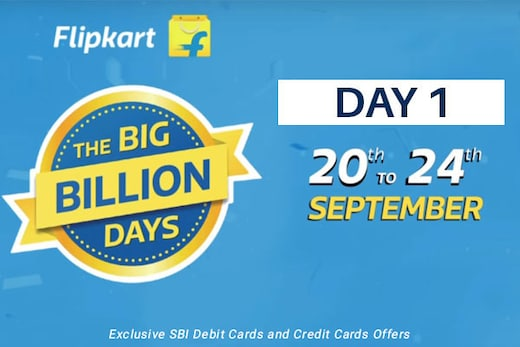 Flipkart Big Billion Days from 20th Sep-24th Sep, Day 1 Highlights of The Biggest Online Shopping Festival!
