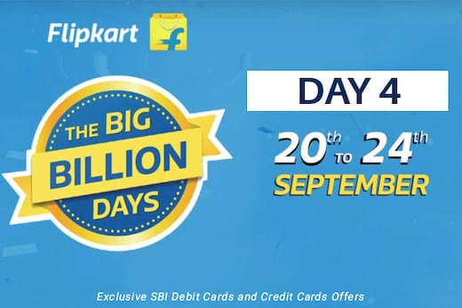 Flipkart Big Billion Days from 20th Sep-24th Sep, Day 4 Highlights of The Biggest Online Shopping Festival!