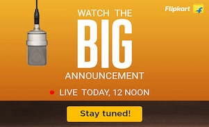 Flipkart Big Announcement!