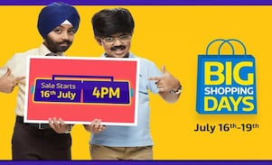 Flipkart Big Shopping Days : From 16th July-19th July 2018