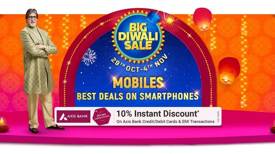 Flipkart Big Diwali Sale Offers on Smartphones Revealed Ahead of Time: Deals on Phones