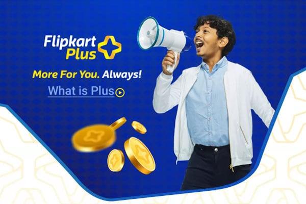 Flipkart Plus Membership
