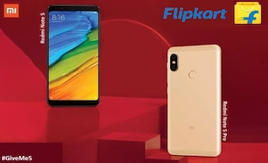 Redmi Note 5, Redmi Note 5 Pro Sale on Flipkart by Today