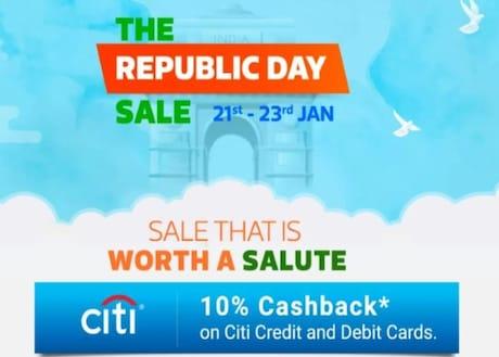 Flipkart Republic Day Sale, Offer: Shop 21st 23rd Jan 2018 To Begin Republic Day Celebrations In Advance