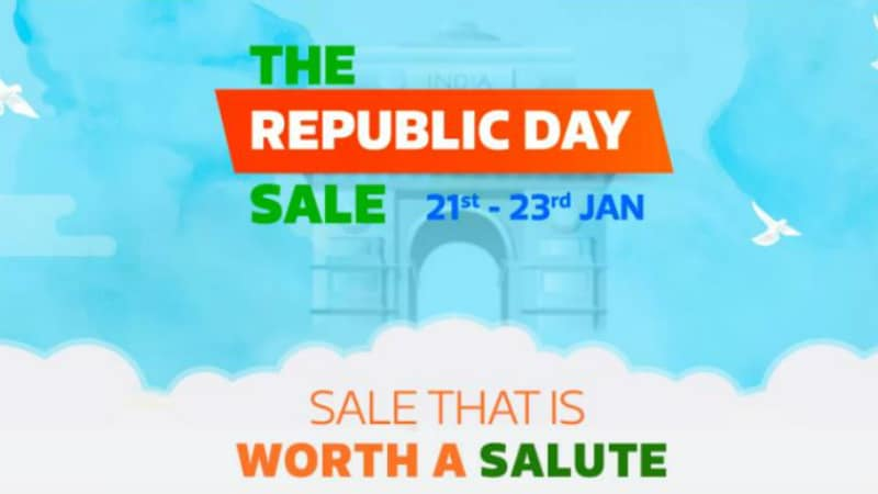 Flipkart Republic Day Sale to Rival Amazon Great India Sale, Offers on Mobiles Detailed